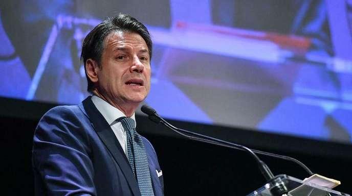 Mit Spannung wird erwartet, welchen europapolitischen Kurs der italienische Ministerpräsident Giuseppe Conte in Straßburg für sein Land skizzieren wird.