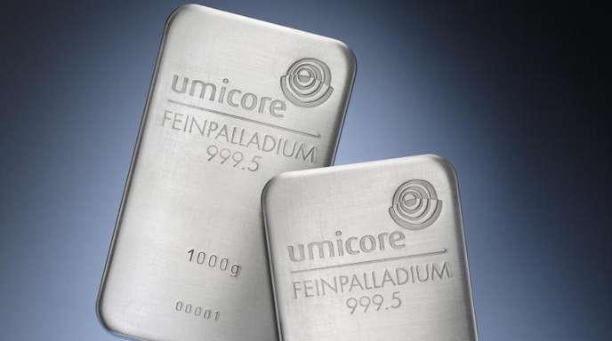 Palladium, das zur Produktion von Auto-Katalysatoren verwenden wird, hat sich dank einer starken Nachfrage seit Jahresbeginn um fast 20 Prozent verteuert.
