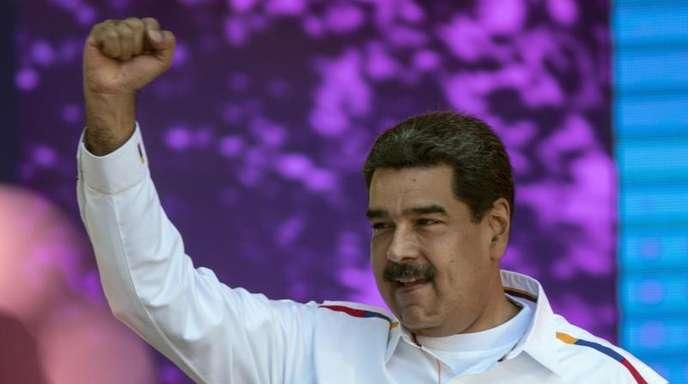 Nachrichten Caracas Venezuela Schließt Grenze Zu Brasilien