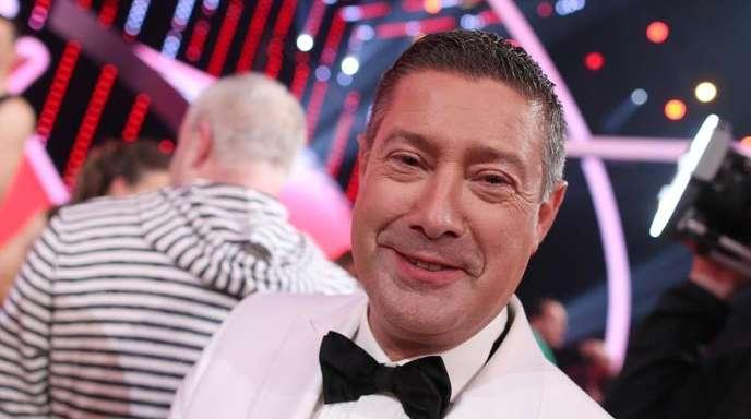"«Let's Dance»-Juror Joachim Llambi in der RTL-Tanzshow ""Let's Dance""."