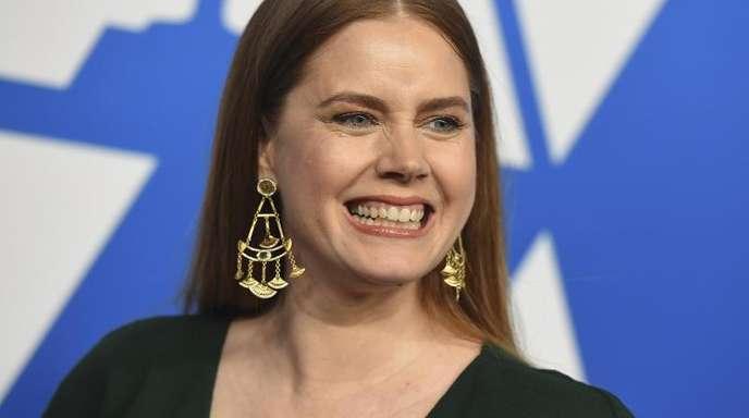 Amy Adams arbeitet auch als Produzentin.