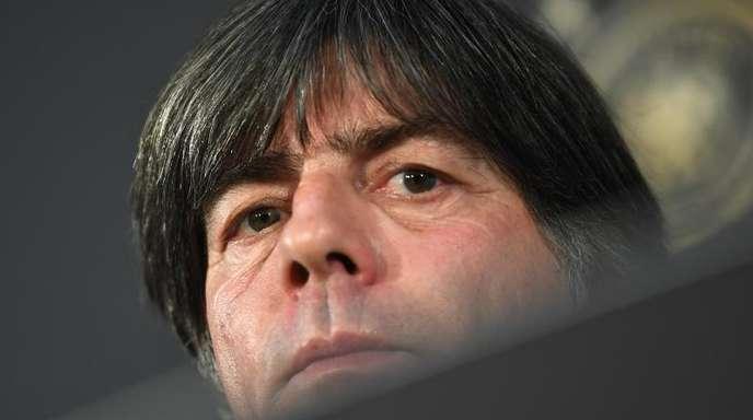 Der Bundestrainer wird seinen ersten Kader 2019 bei einer Pressekonferenz präsentieren.
