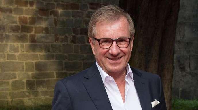 Nachrichtensprecher Jan Hofer erlitt einen Schwächeanfall.
