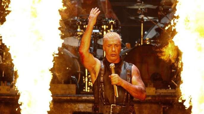 Till Lindemann und seine Band Rammstein setzten auf Provokation.