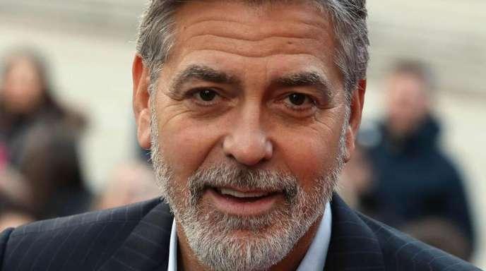 George Clooney macht weiterhin gegen die Todesstrafe in Brunei mobil.