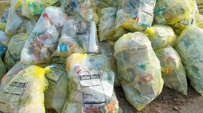 Berge von Plastik: 53 Prozent der Befragten würden die Haupteinkaufsstätte wechseln, wenn ein anderer Supermarkt in der Nähe eine umweltfreundliche Verpackung anbieten würde.