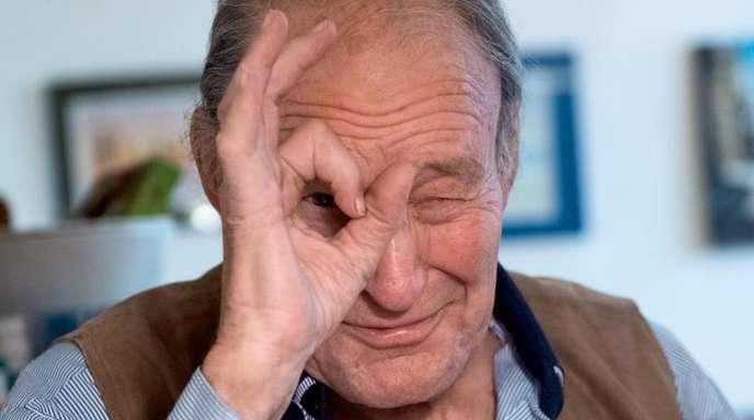 Schauspieler aus Leidenschaft:Michael Mendl.