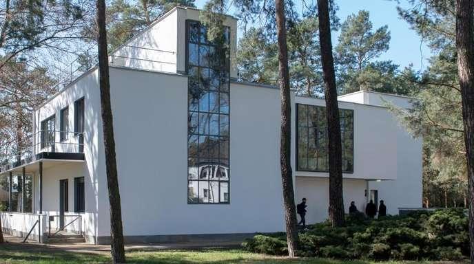 Nach dreijähriger Bauzeit erstrahlt das Meisterhaus in neuem Glanz.