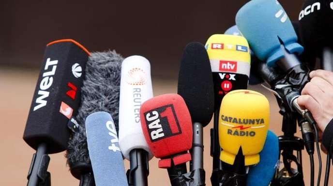 Reporter ohne Grenzen sieht Pressefreiheit in Europa verschlechtert.