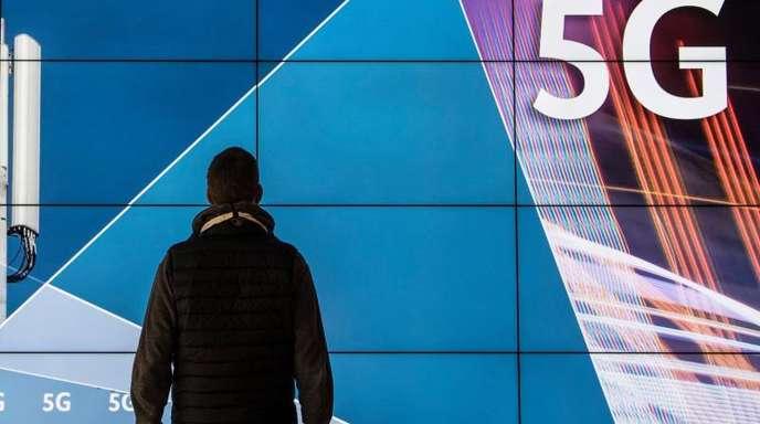 Die geplanteVergabe lokaler 5G-Frequenzen stößt auch bei deutschen Industriekonzernen auf Interesse.