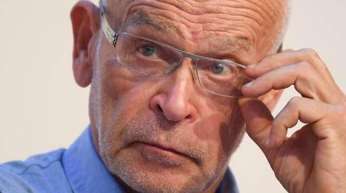 Der Enthüllungsjournalist Günter Wallraff ist auf dem Wege der Besserung.