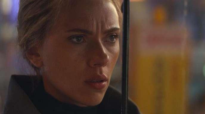 Scarlett Johansson in einer Szene von «Avengers: Endgame».