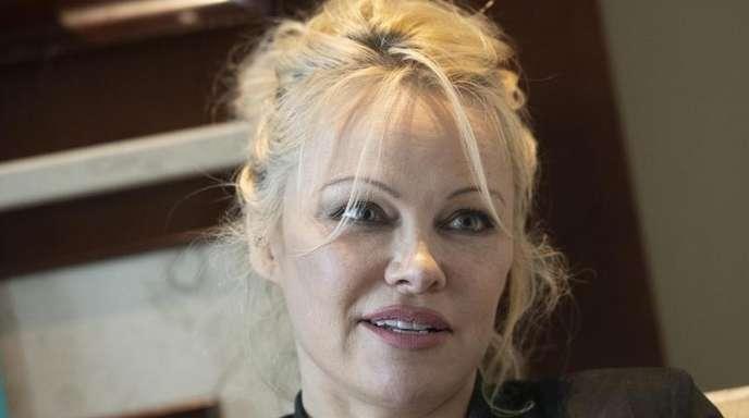 Pamela Anderson setzt sich schon lange für den Tier- und Klimaschutz ein.