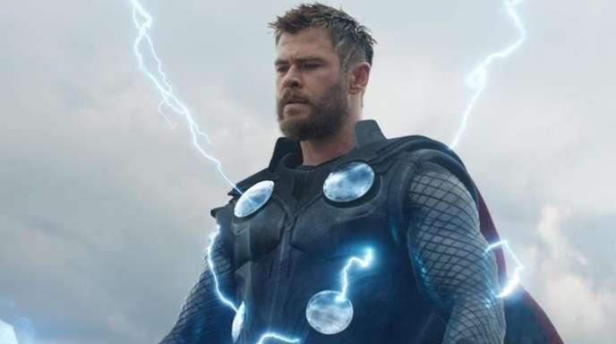 Chris Hemsworth als Thor in «Avengers 4: Endgame».