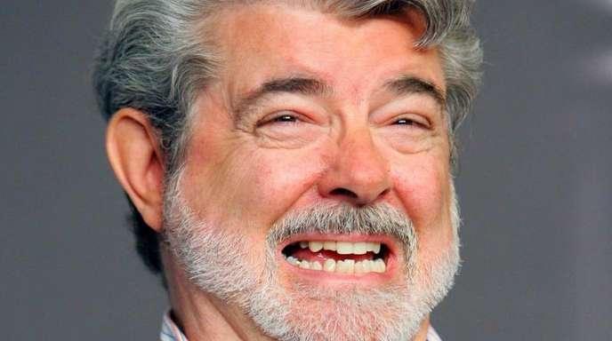George Lucas feiert seinen 75. Geburtstag.
