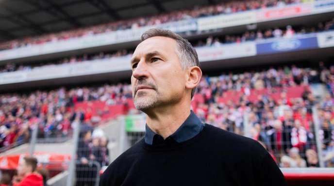 Übernimmt das Traineramt beim 1. FC Köln: Achim Beierlorzer.