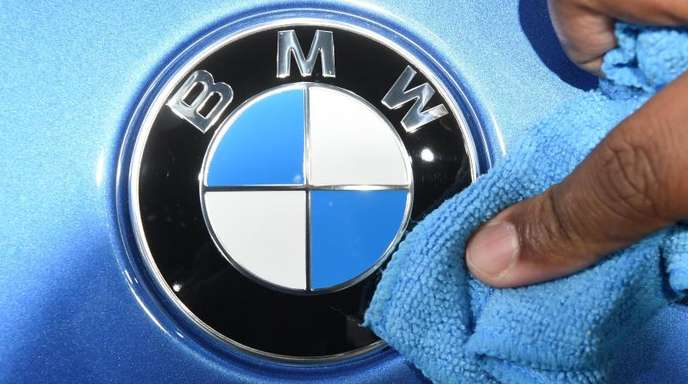 BMW konnte schwächere Verkäufe in Europa und Amerika mit deutlich höherem Absatz in China mehr als ausgleichen.