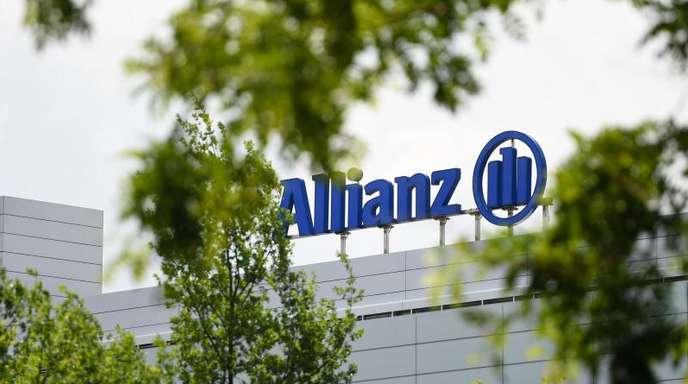 Der Umsatz der Allianz stieg im ersten Quartal überraschend stark um neun Prozent auf 40,3 Milliarden Euro.