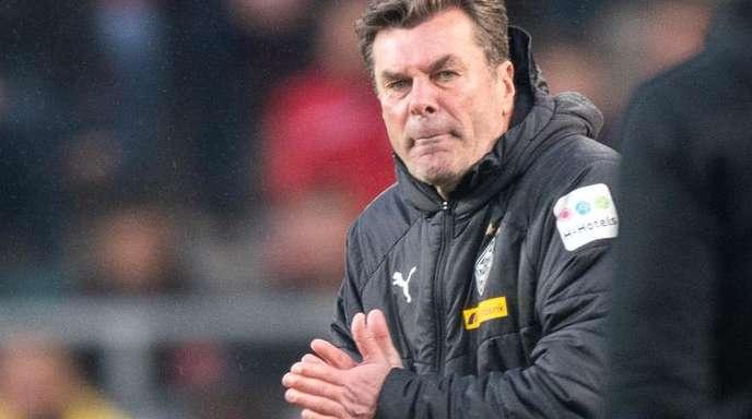 Ein Trainerkandidat für den HSV: Dieter Hecking.