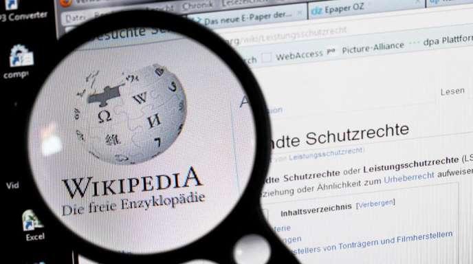 In China ist Wikipedia derzeit nicht abrufbar.