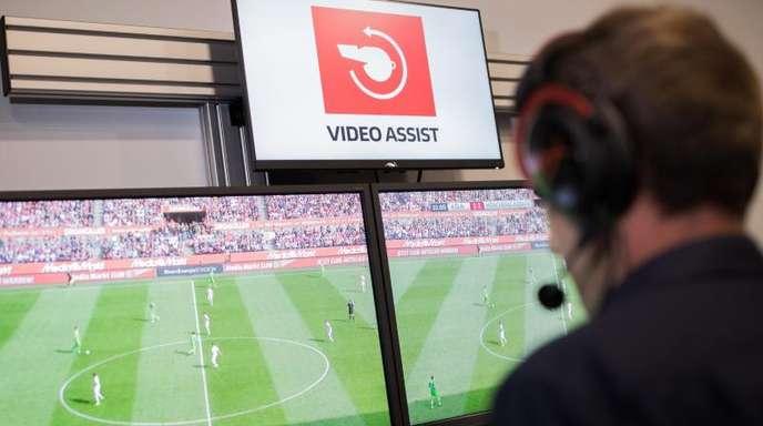 Der Videobeweis kommt ab der Saison 2019/2020 auch in der 2. Liga zum Einsatz.