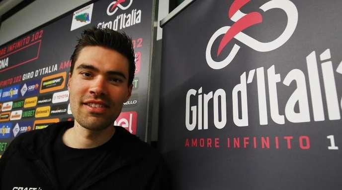 Muss den 102. Giro d'Italia früh beenden: Tom Dumoulin.
