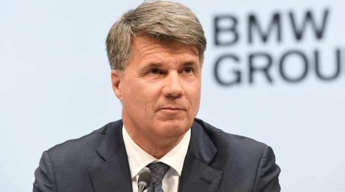 Der Vertrag von BMW-Chef Harald Krüger läuft im Mai 2020 aus.