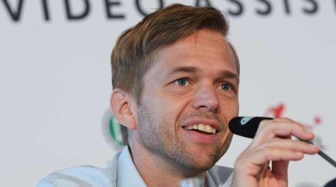 Hatte in seinem ersten Jahr als Chef des Videoschiedsrichter einiges zu tun: Jochen Drees.