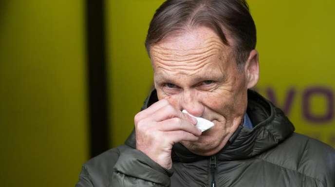 Will mit Dortmund die Meisterschaft feiern: BVB-Boss Hans-Joachim Watzke.