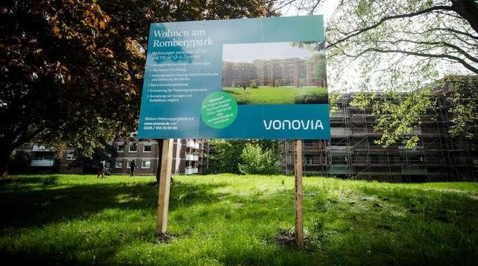 Nach Mieterprotesten war der Dax-Konzern Vonovia bereits im vergangenen Jahr bei der Wohnungsmodernisierung auf die Bremse getreten.