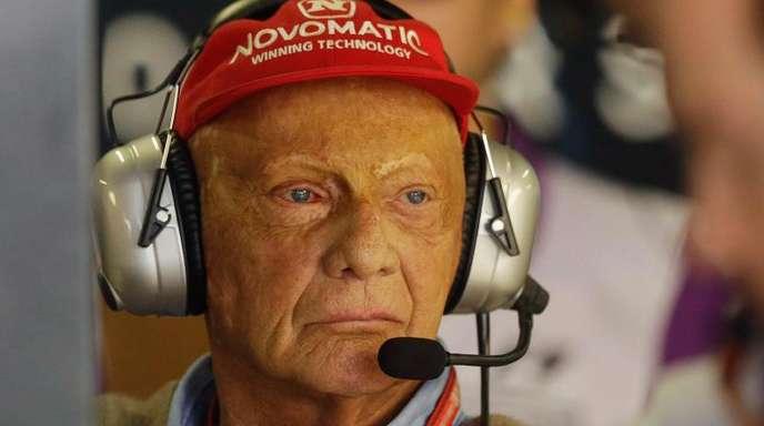 Nachrichten Niki Lauda