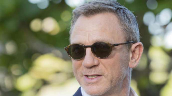 Der Schauspieler Daniel Craig muss seine Dreharbeiten unterbrechen.