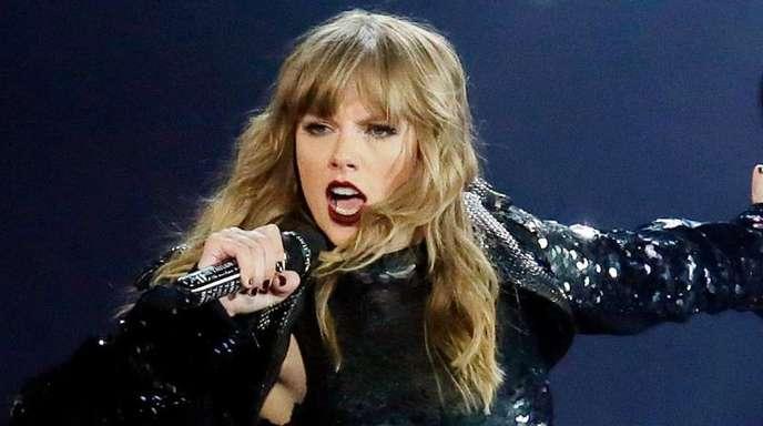 Da schlagen die Mädchenherzen höher: Taylor Swift kommt zum «GNTM»-Finale.