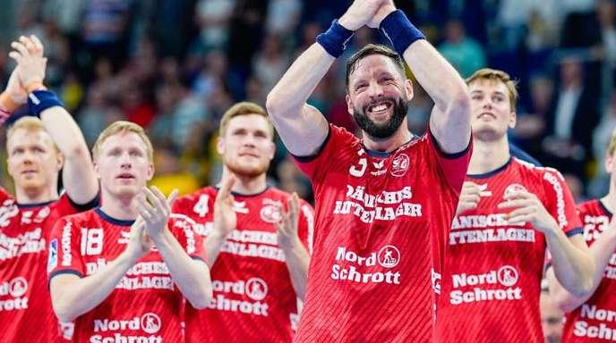 Die SG Flensburg-Handewitt hat beste Aussichten deutscher Meister zu werden.