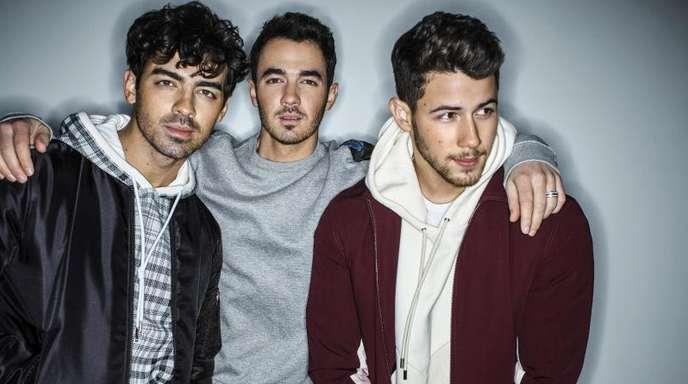 Die Jonas Brothers sind wieder glücklich vereint.