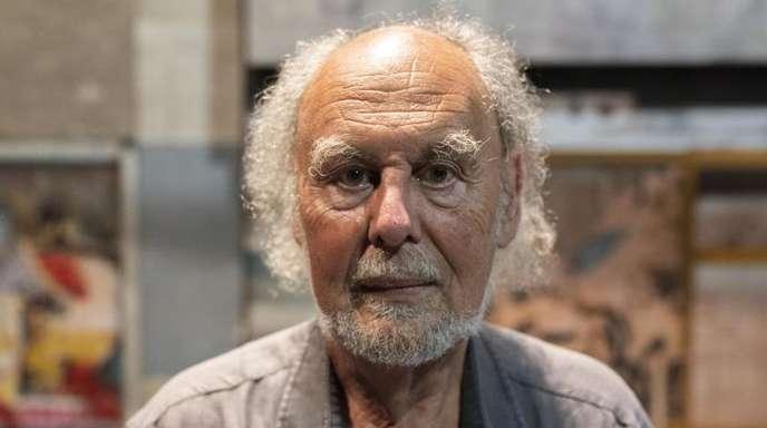 Volker Ludwig, Gründer des Kinder- und Jugendtheaters Grips.-