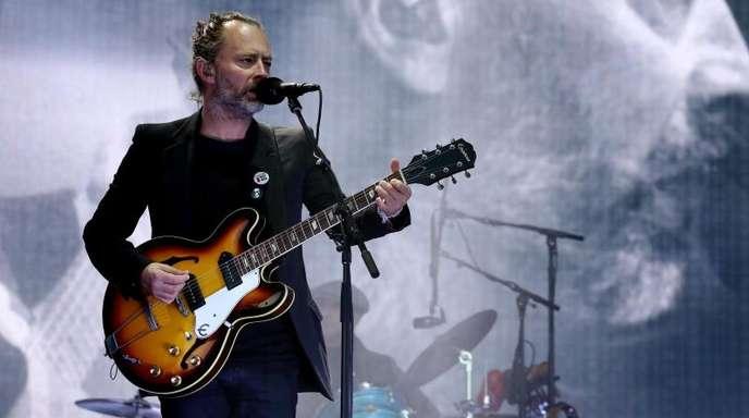 Hacker haben Musik aus Thom Yorkes Archiv gestohlen.