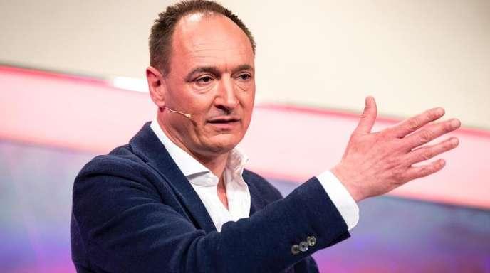 Max Conze, Vorstandsvorsitzender von ProSiebenSat.1, muss sich bei der Hauptversammlung auf Kritik einstellen.