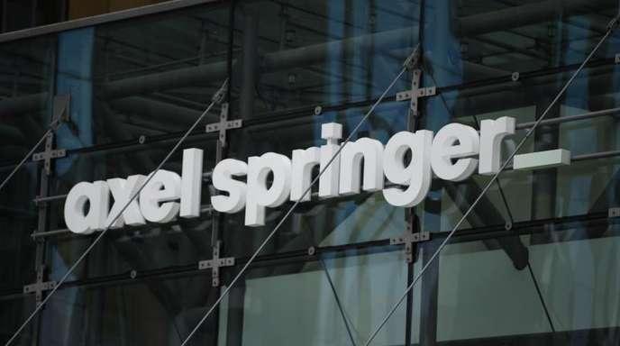Job- und Immobilienportale sowie Online-Journalismus waren zuletzt die Wachstumstreiber bei Axel Springer.