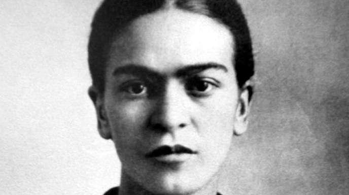 Die mexikanische Malerin Frida Kahlo.