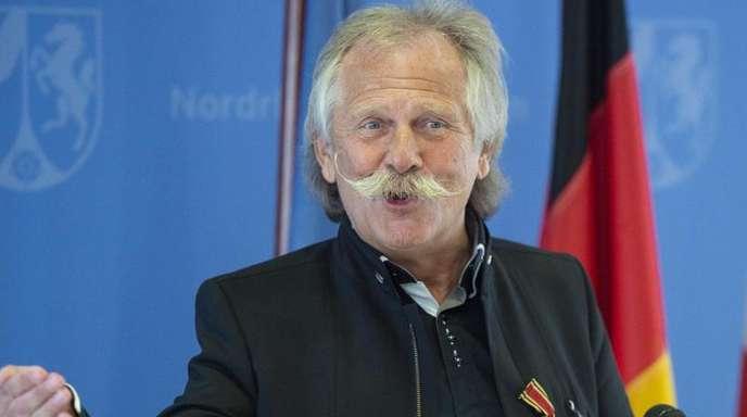 Henning Krautmacher, Sänger der Band Höhne.