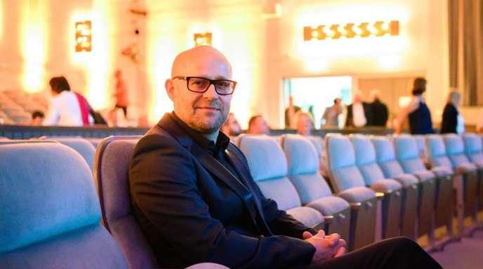 Jürgen Vogel gewinnt den Schauspielpreis des Internationalen Filmfests Emden-Norderney.