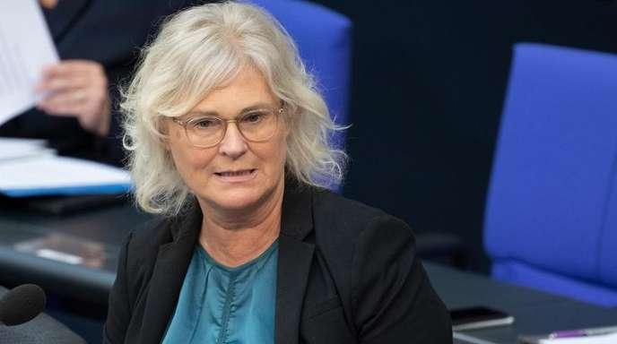 Die neue Justizministerin: Christine Lambrecht.