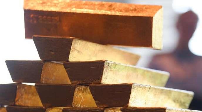Einer der Gründe für den steigenden Goldpreis sind die zahlreichen politischen Risiken in der Welt.
