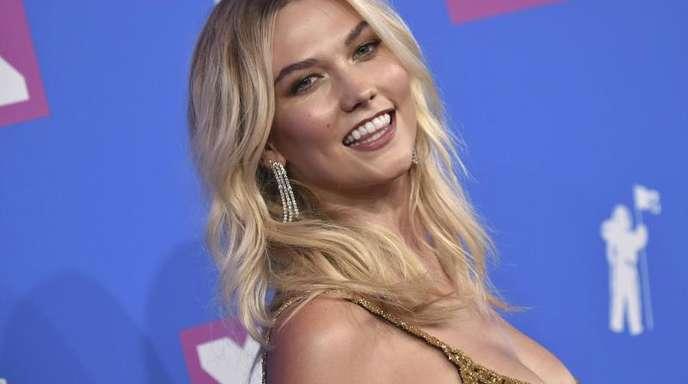Karlie Kloss bei den MTV Video Music Awards.