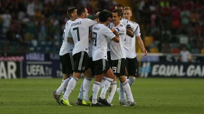 Die U21-EM in Italien und San Marino ist für die Spieler eine Möglichkeit sich für neue Vereine zu empfehlen.