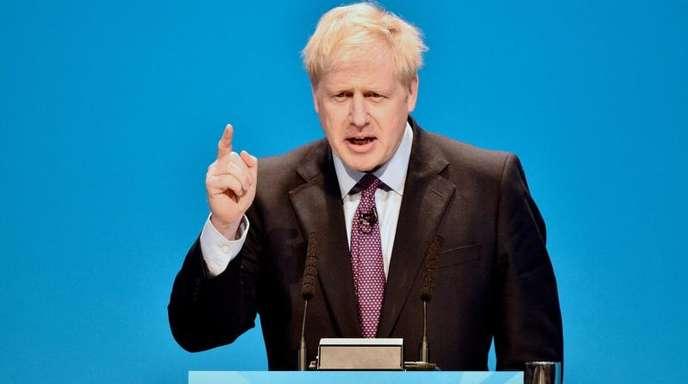 Boris Johnson gilt als Favorit im Rennen um die Nachfolge der britischen Premierministerin Theresa May.
