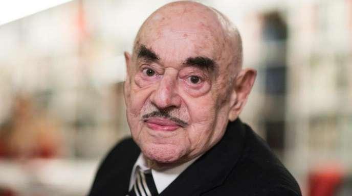 Filmproduzent Artur Brauner starb am Sonntag im Alter von 100 Jahren in Berlin.