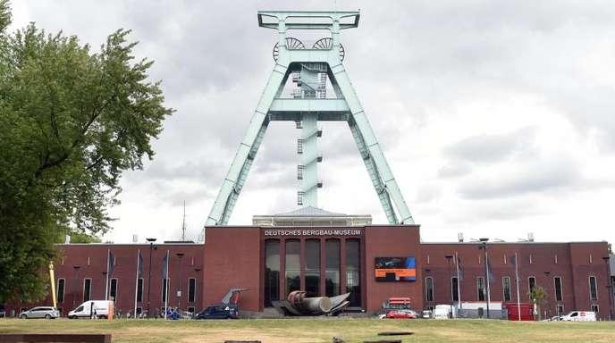 Außenansicht des Deutschen Bergbau-Museums inj Bochum.