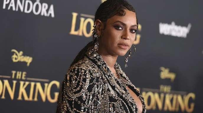 Beyoncé bei der Premiere von «The Lion King» im Dolby Theatre in Los Angeles.